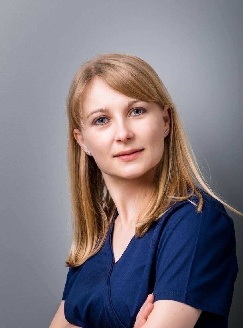 Stomatologia Gliwa Angelika Tecler higienistka e1564409736465 Nasz zespół Katarzyna Gliwa Stomatologia