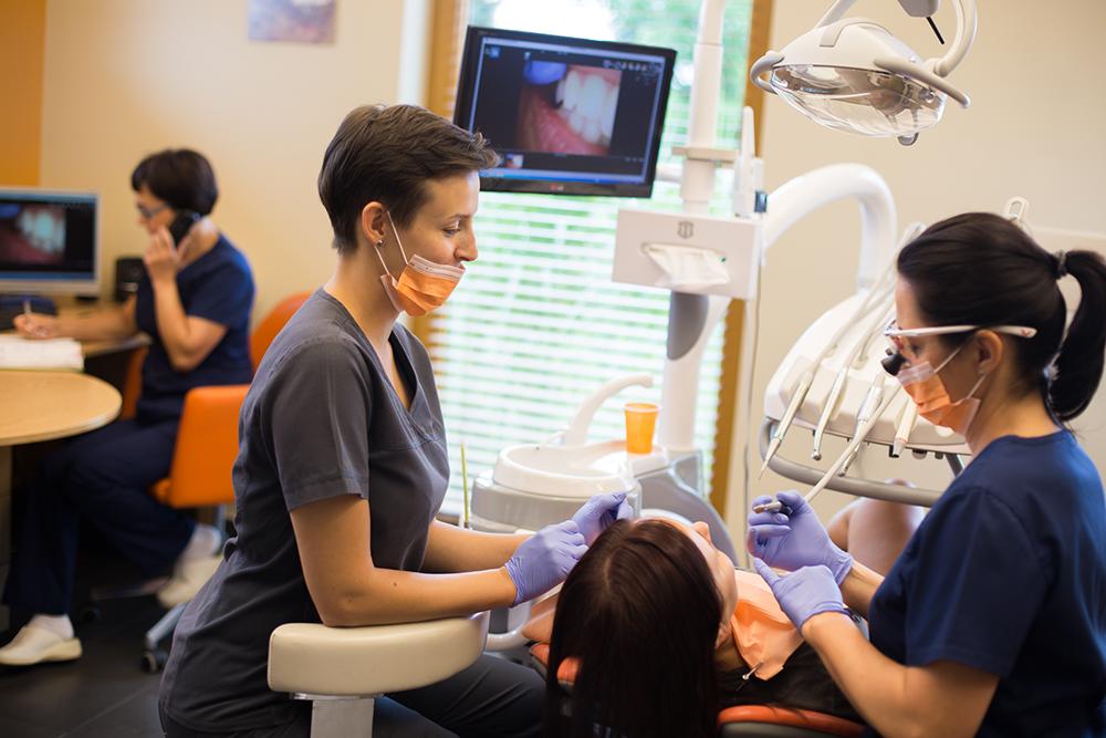 Kasia Gliwa 13 Masz braki zębowe? Katarzyna Gliwa Stomatologia