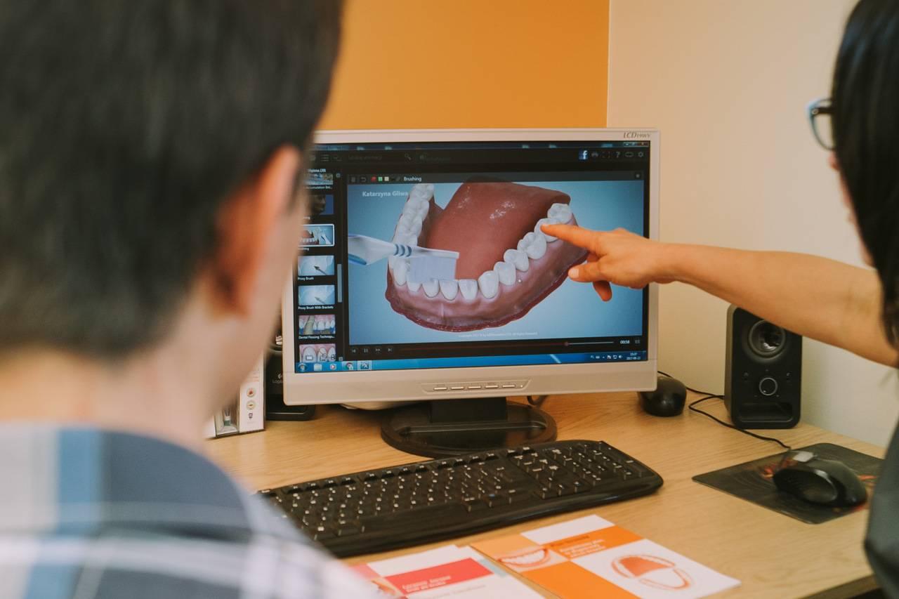 Stomatologia Gliwa - higiena jamy ustnej